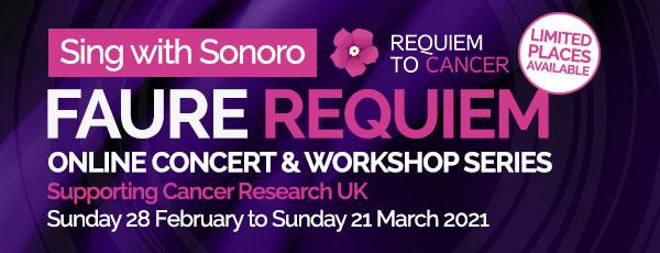 Sing with Sonoro: Faure Requiem
