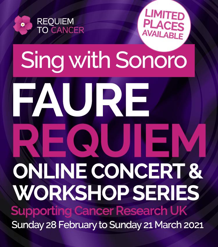 Sing with Sonoro: Fauré Requiem