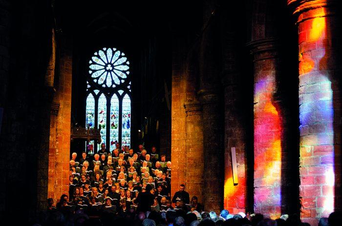 St Magnus Festival Chorus Rossini Concert