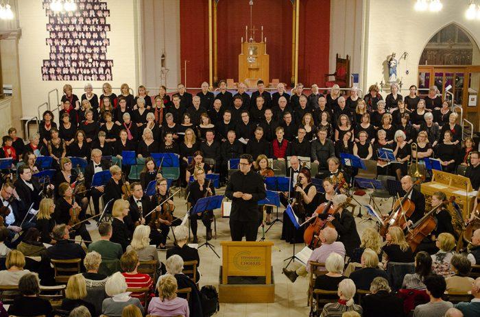 WCC Mozart Concert